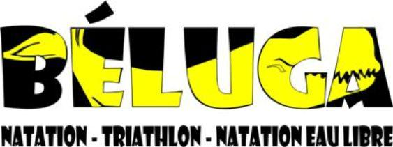 Logo club de natation la baie